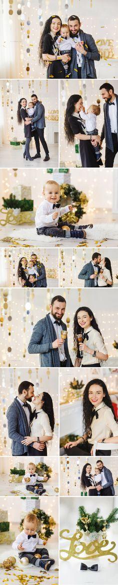 Фотограф АЛИСА БЕЛИК. Одесса. Николаев.  Официальный сайт. Фотосессии с душой! » Mama&Papa=LOVE me ;) Новогодняя семейная съемка!