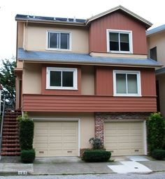 Modern Earth Tone Exterior House Colors Google Search Selling Our Home Pinterest