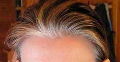 Una vez que esté por encima de sus 40s usted es más probable que su pelo empiece a llenarse de canas. Este fenómeno ocurre independientemente del sexo y puede también puede ser por cuestiones genéticas, estrés o enfermedad.