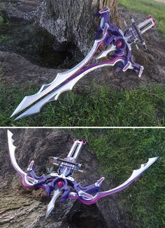 I'd Like Ten of These Custom Final Fantasy Starseeker Sword-Bows