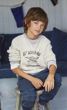 Boys Fleece Sweatshirt