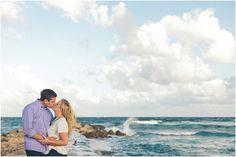 Palm Beach Island Engagement Photos   Christina & Alex