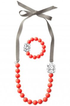 Stella & Dot Color Crush Statement Necklace Set $36 makes a great gift