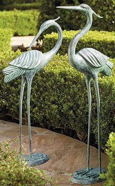 Create a Whimsical Garden with Decor from FrontGate.