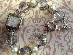 Black Friday Sale Watch Timepiece Bracelet by ItsMyMonkeyBusiness, https://www.etsy.com/listing/106571097/black-friday-sale-watch-timepiece