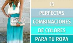 combinación azul blue