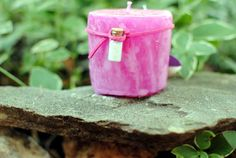 Fairy Wishing Candle - Sugared Mushrooms