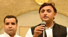 Centre is not allotting sufficient funds to Uttar Pradesh Akhilesh Yadav - The Indian Express #757LiveIN