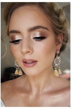 Best Wedding Makeup, Wedding Makeup Looks, Natural Wedding Makeup, Natural Makeup, Wedding Beauty, Summer Wedding Makeup, Wedding Makeup Tutorial, Makeup Looks For Weddings, Bridal Beauty