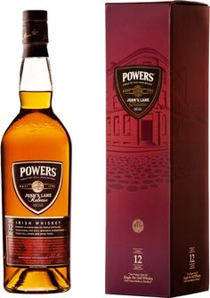 Powers John Lane 12 Year Old Single Pot Still Irish Whiskey. Aged for a minimum of twelve years, this whiskey was named the Irish of the Year in 2012 by Jim Murray's Whisky Bible. Irish Whiskey Brands, Good Whiskey, Bourbon Whiskey, Scotch Whisky, 40th Birthday Quotes, Wife Birthday, Birthday Images, Birthday Gifts, Wine Pairings