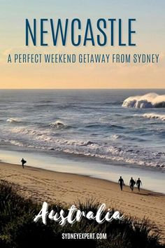 Things to do in Newcastle on a Weekend Getaway | Sydney Getaways Australia Travel Guide, Visit Australia, Sydney Australia, Newcastle Beach, Stuff To Do, Things To Do, Surf House, New Zealand Travel, Day Tours