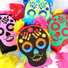 COCO Mini Piñata Ornaments DIY!