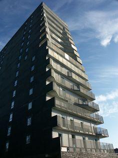 Bouwkundige uitwerking Prisma Groningen: Ouder-kindcentrum+ appartementen