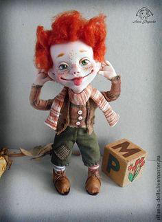 Коллекционные куклы ручной работы. Ярмарка Мастеров - ручная работа Стефан. Handmade.