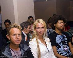 Martin Gore - Depeche Mode Cz - Fotogalerie