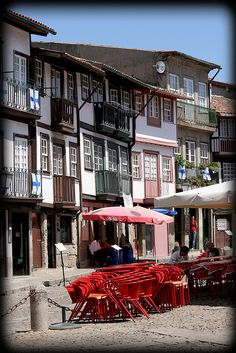 Guimaraes ,Braga,Portugal .Patrimonio UNESCO by mauro_ventura, via Flickr