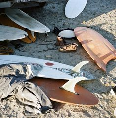 The perfect setup. #surf #beach #summer #volcom