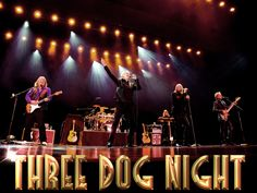 Catch Three Dog Night along with Blood, Sweat & Tears and featuring Bo Bice tonight in the Paul Paul Theater stage at 7 p.m.! All part of the Table Mountain Concert Series presented by Coors Light and Toyota. Tickets are still on sale but are selling fast - just $21/$28!