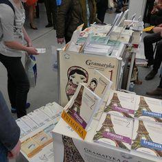 Preston Publishing - stoisko na Targach Książki
