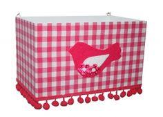 Babyshop @ Home Classic Fuchsia Wandlamp #slaapkamer #babykamer #kinderkamer #meisjes #meidenkamer