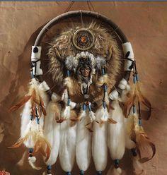 Native American + Dream Catcher