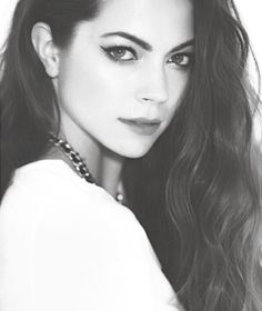 "Celebrity Beauty Secrets: Caitlin Carver of ABC's The Fosters, ""As for my hair, I always start my performance days off by applying a heat protector. I use CHI Iron Guard Protection Spray."""