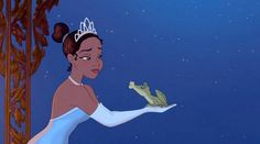 #1 Tiana ( The Princess and the Frog ) / 16 Disney Princesses Ranked By Intelligence (via BuzzFeed)