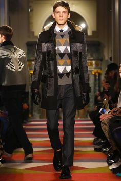 Boris Peters | #MFW: Valentino FW15