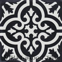 Colorful Patchwork Cement Tile In Stock | Villa Lagoon Tile