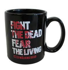 The Walking Dead Color Changing Coffee Mug | BikerOrNot Store
