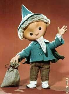 John Blund (The Sandman), popular on TV Vintage Toys, Retro Vintage, Das Abc, Kitsch, Good Old Times, Sweet Memories, Stop Motion, Old Toys, History
