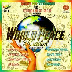World Peace Riddim - Nature's Way Ent / Typhoon Music Group