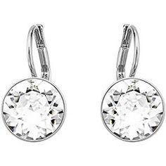 """Swarovski """"Bella Mini Pierced Earrings"""""""