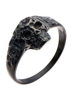 Billedresultat for gothic jewellery uk Goth Jewelry, Jewellery Uk, Skull Jewelry, Jewelry Accessories, Women Jewelry, Gothic Jewellery, Black Hole Sun, Flower Skull, Unusual Jewelry
