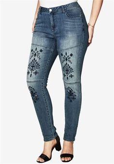 7edc15ac30e Cut Out Girlfriend Jeans by Denim 24 7