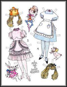 Alice in Wonderland 2 of 2