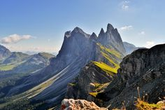 Breathtaking Photos of Odle, in the Dolomites Mountain Range of Italy - via My Modern Met