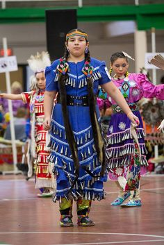 Photo:Dan Gooden. Pow Wow Time-Out 2014, University of North Dakota Indian Association - Grand Forks, ND