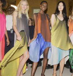 Stella McCartney SS16 - BTS with Kevin Tachman