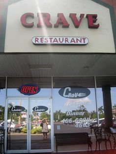 Fort Myers, Florida: 48 Hours on Florida's Southwest Coast - My View from the Middle Seat Fort Myers Florida, Fort Myers Beach, Crave Restaurant, Sanibel Island, Coast, Neon Signs, Vacation, Summer 2015, Lunch
