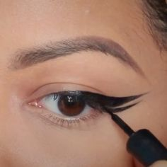 Double Wing by @makeupbydenise