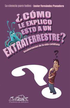 Libro ameno sobre curiosidades científicas