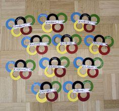 Stefanie's Fundgrube: Kinderolympiade