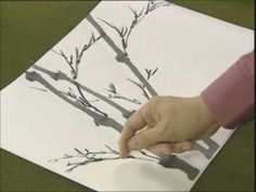 Chinese painting bamboo for absolute beginners Sumi E Painting, Japan Painting, China Painting, Painting Lessons, Painting Techniques, Painted Bamboo, Tinta China, Chinese Brush, China Art