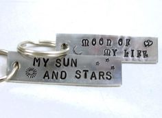 Moon of My Life My Sun and Stars Key Chain Set - Game of Thrones