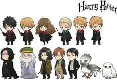 Harry Potter cast goes anime-style in new line of Japan-exclusive merchandise