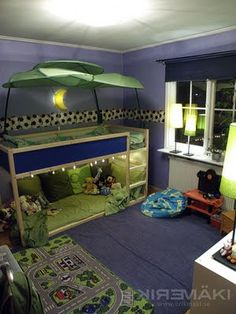 Dream kids room by Ikea! Love It!