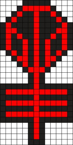 Image from http://kandipatterns.com/images/patterns/misc/18430_twenty_one_pilots_alien_logo.png.