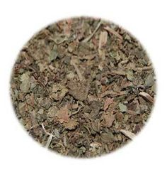 patchouli herb cut and sifted