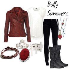 Buffy style